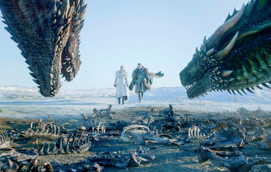 Game Of Thrones Dragons Season 4
