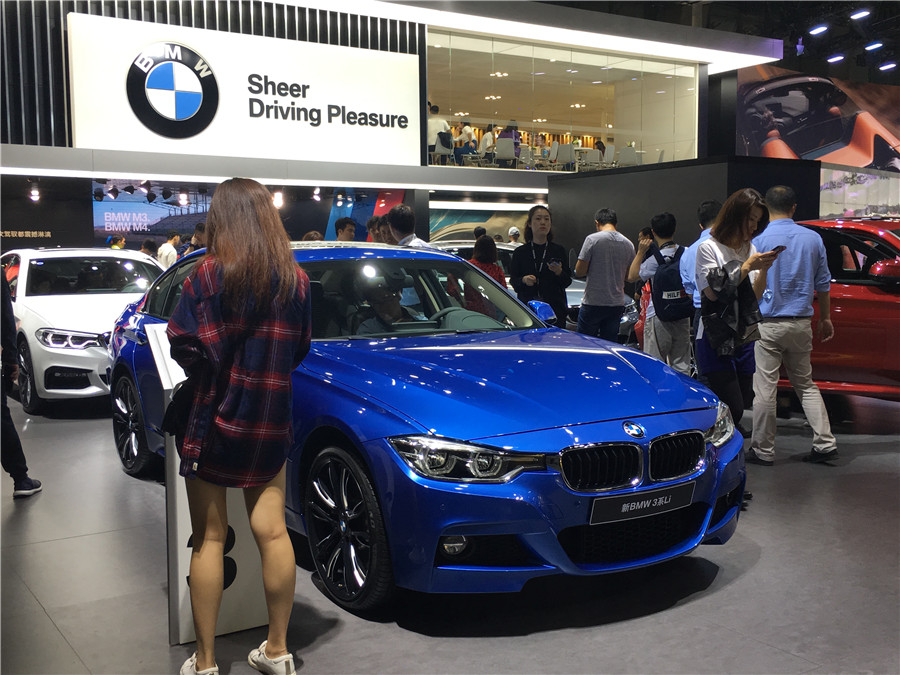 BMW to recall over 360,000 vehicles in China