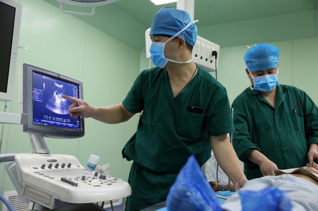 China has 3.6 mln medical doctors