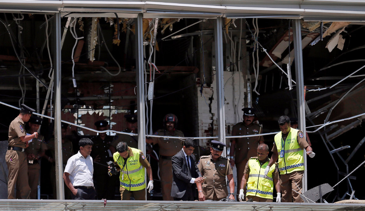 What can countries learn from the Sri Lankan blasts? - Opinion
