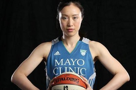 Chinese Shao Ting gets nod to join Minnesota Lynx