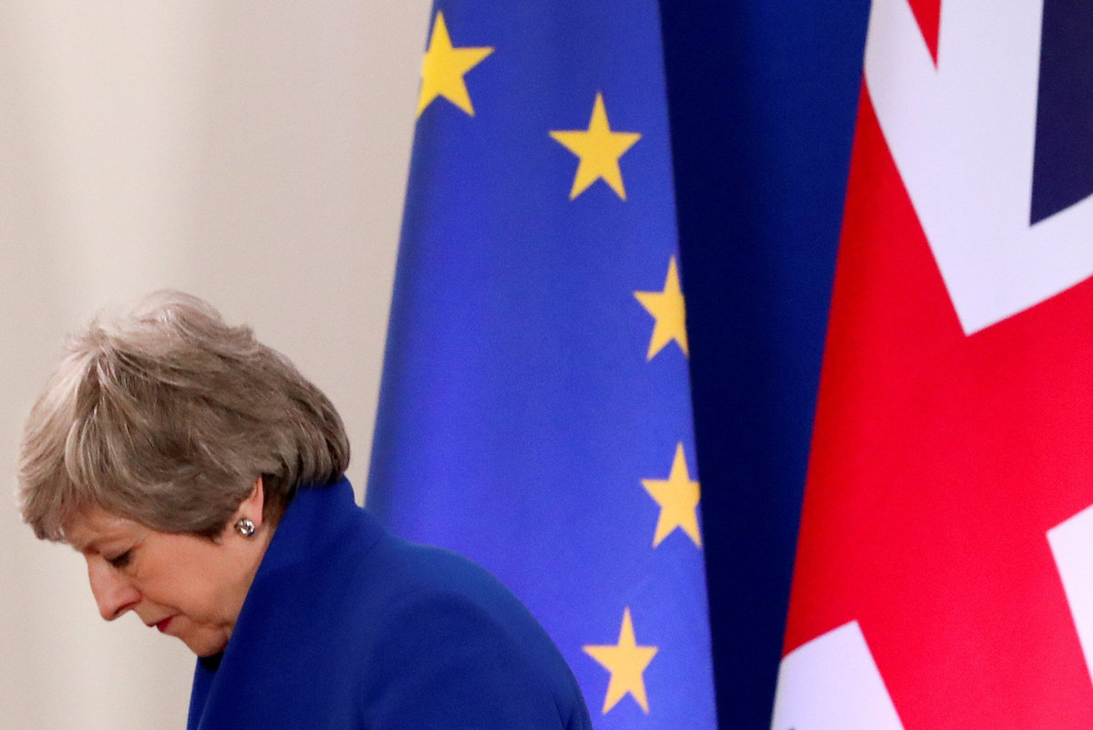 May poised to renew bid to build Brexit - World