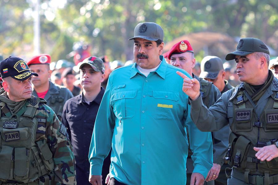 Venezuelan gov't thwarts attempted coup - World