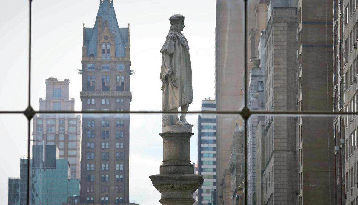 Maine says goodbye to Columbus Day - World - Chinadaily.com.cn