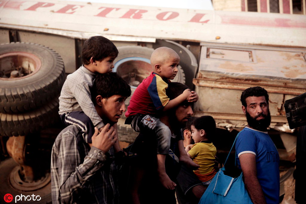 1.6 mln Iraqis remain displaced after IS defeat: UN - World
