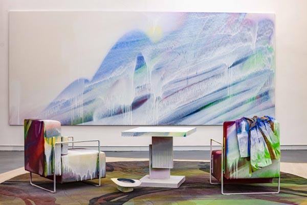 German artist sprays colors on Guangzhou - Chinadaily com cn