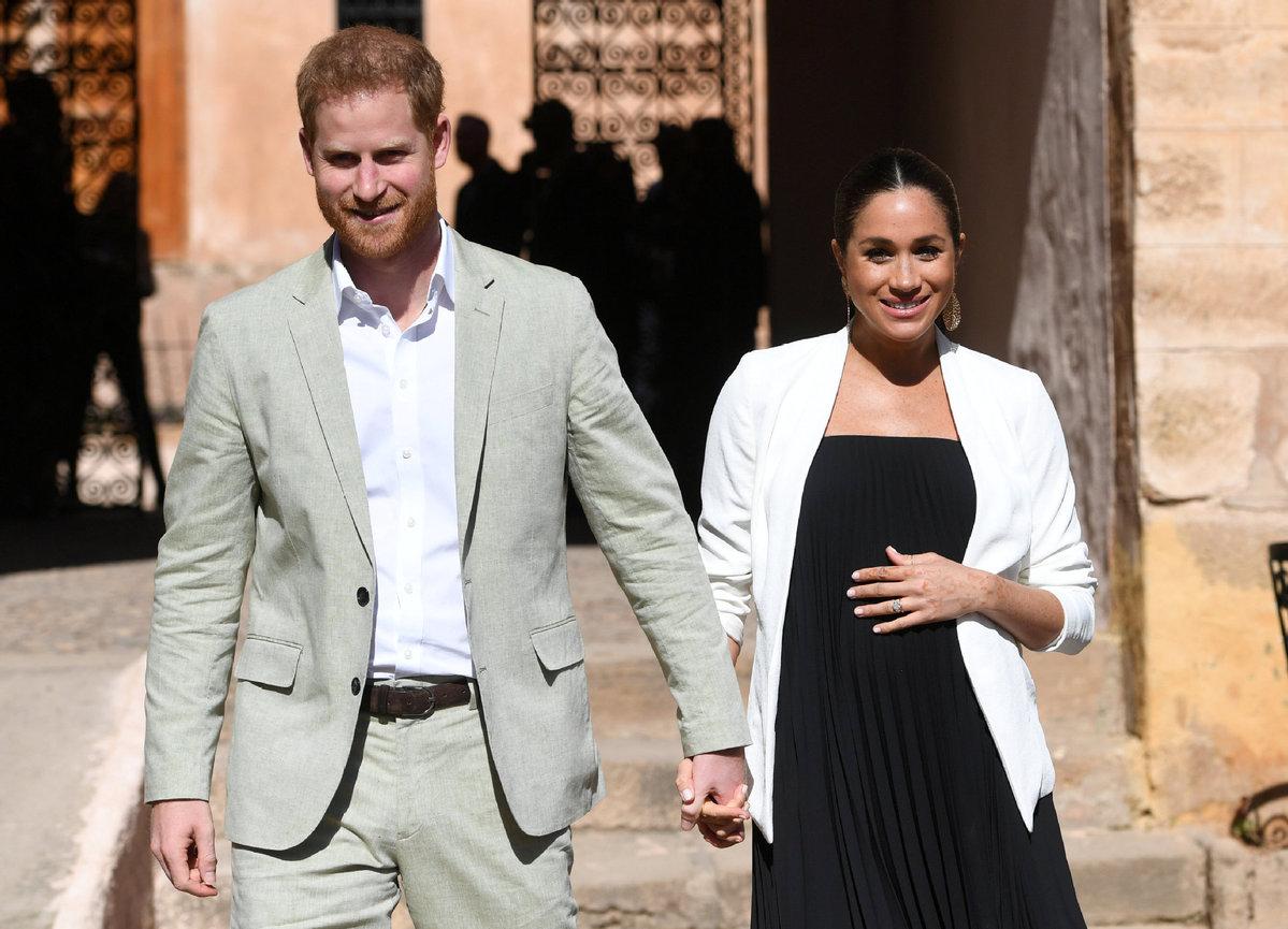 梅根王妃诞下男婴 孩子将有双重国籍