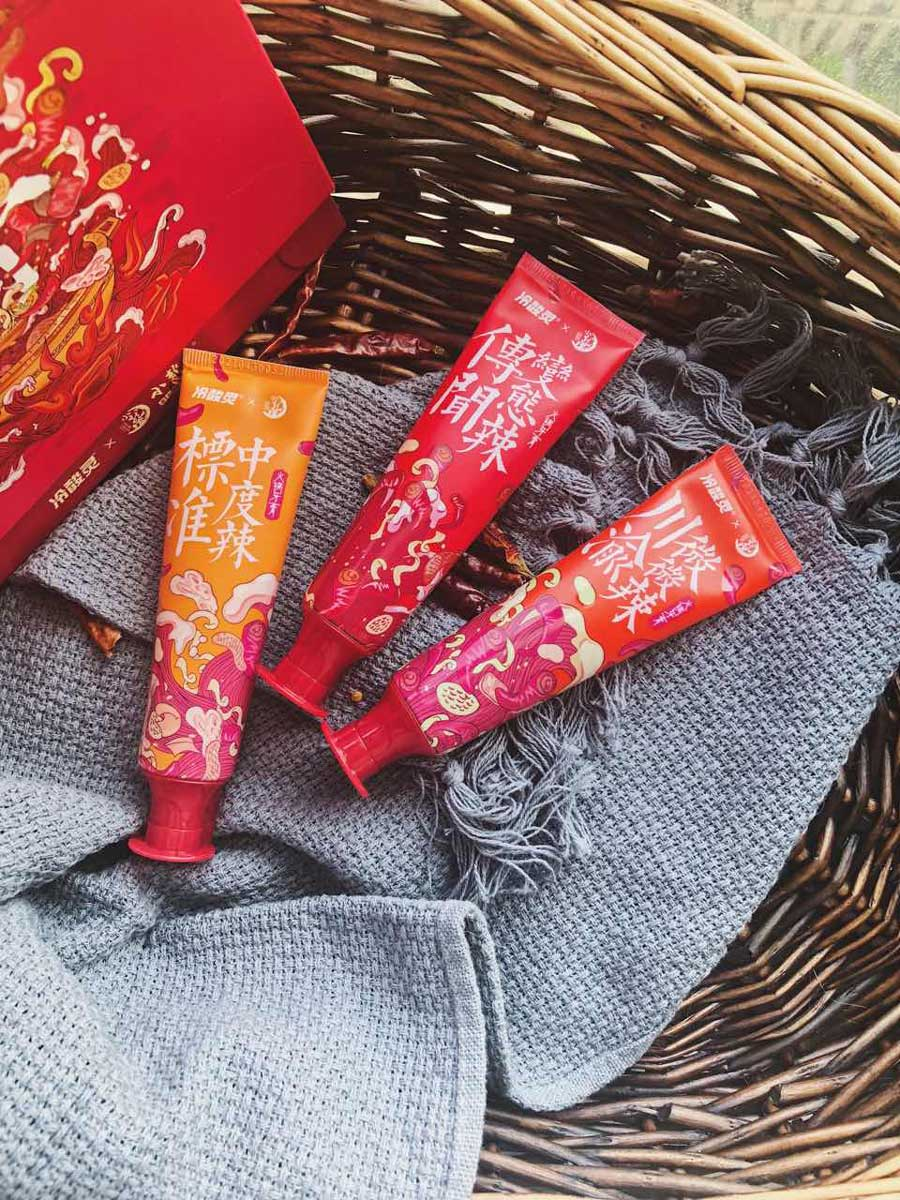 Chongqing develops hot pot-flavored toothpaste - Chinadaily.com.cn