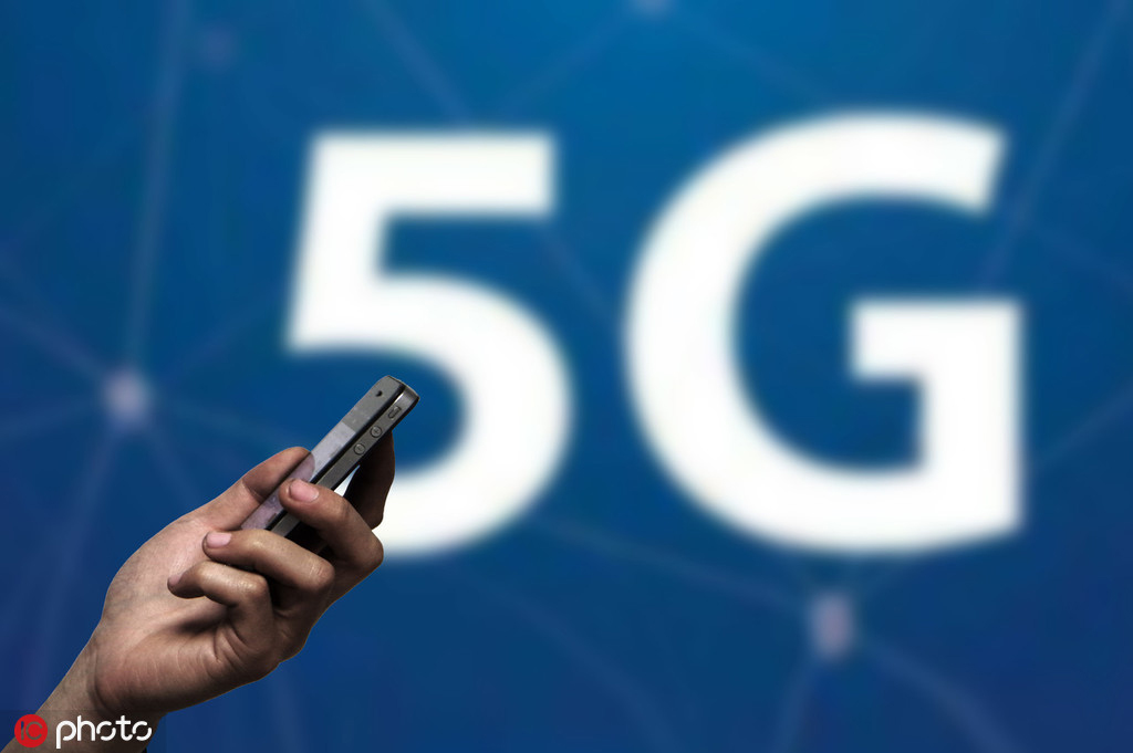 China to start commercial 5G services on Oct 1: Industry leader
