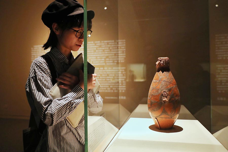 Chinese museums receive 16% more visits in 2018 - Chinadaily.com.cn