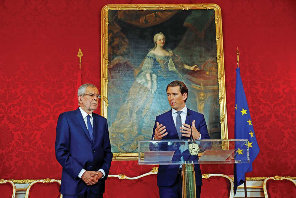 Mass resignation pushes Austrian government close to collapse - World - Chinadaily.com.cn