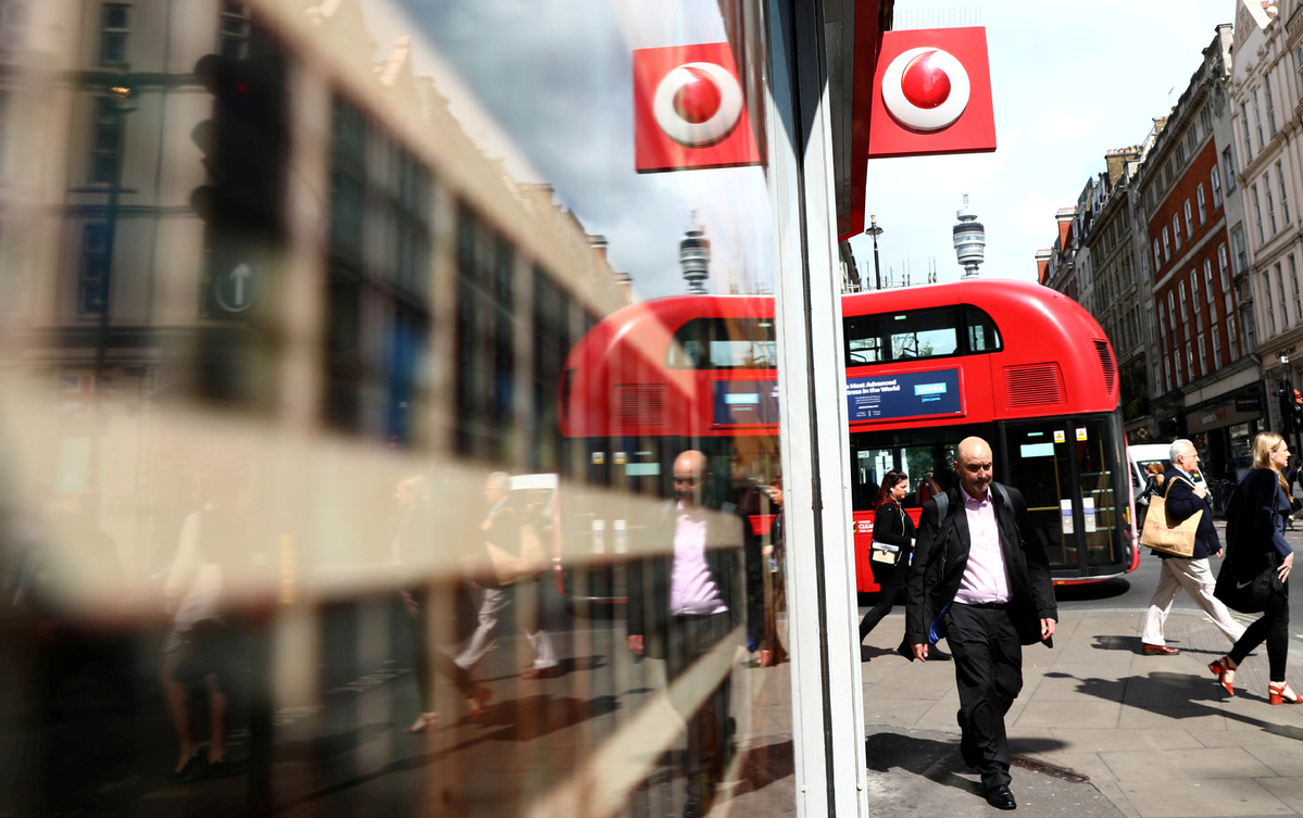 UK network operators exclude Huawei from 5G - World - Chinadaily com cn