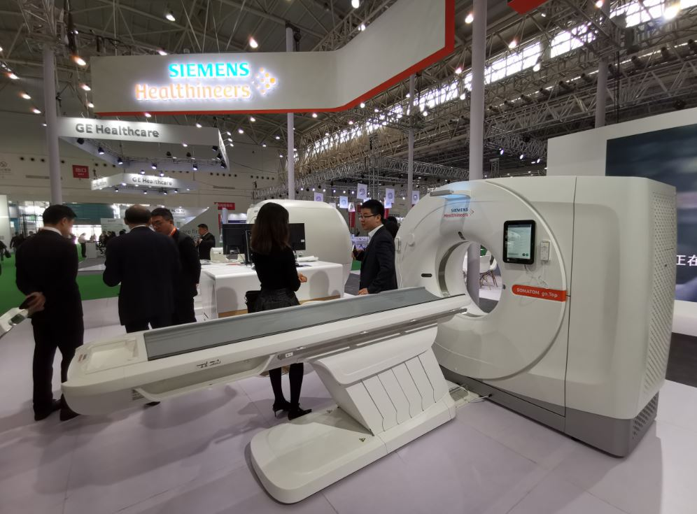 Siemens Healthineers looking to tap growth seams in China