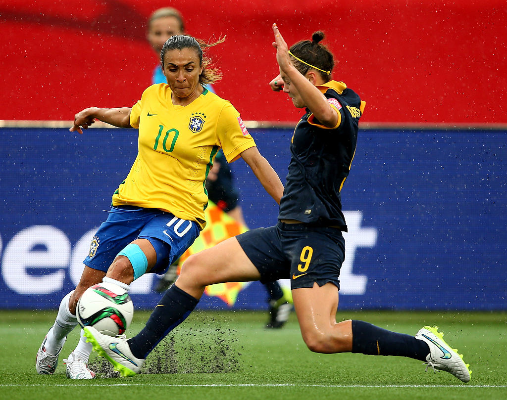 Five players to watch during the Women's World Cup