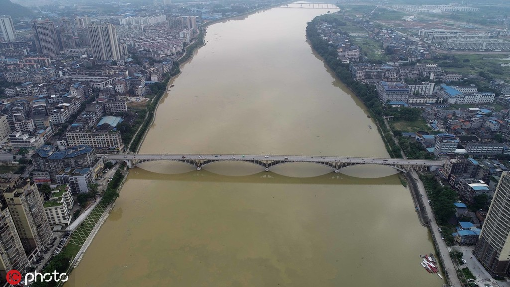 Over 30,000 residents affected by rainstorms, floods in Guangxi - Chinadaily.com.cn