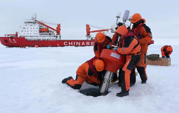 Unwarranted fear-mongering, speculation about the Arctic: China Daily editorial - Opinion - Chinadaily.com.cn