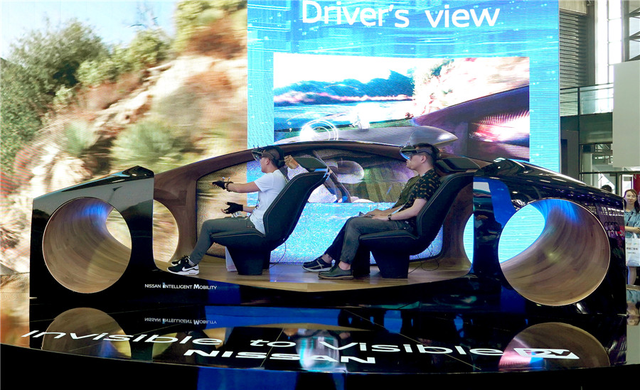 New vehicle technology sees renewed interest from Chinese
