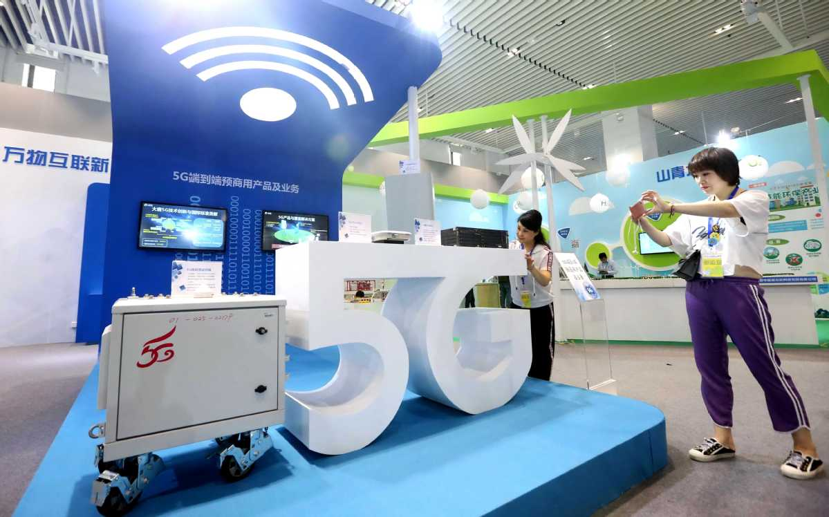 Ericsson, Nokia secure key 5G contracts in China - Chinadaily com cn