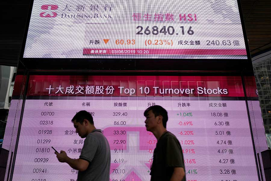 Regulator wants circuit breaker in HK bourse - Chinadaily.com.cn
