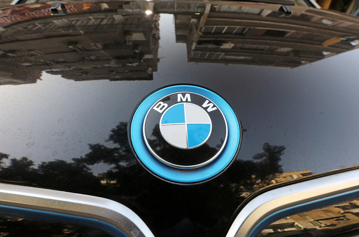 Bmw Recalls 209 Defective Vehicles In China Chinadaily Com Cn