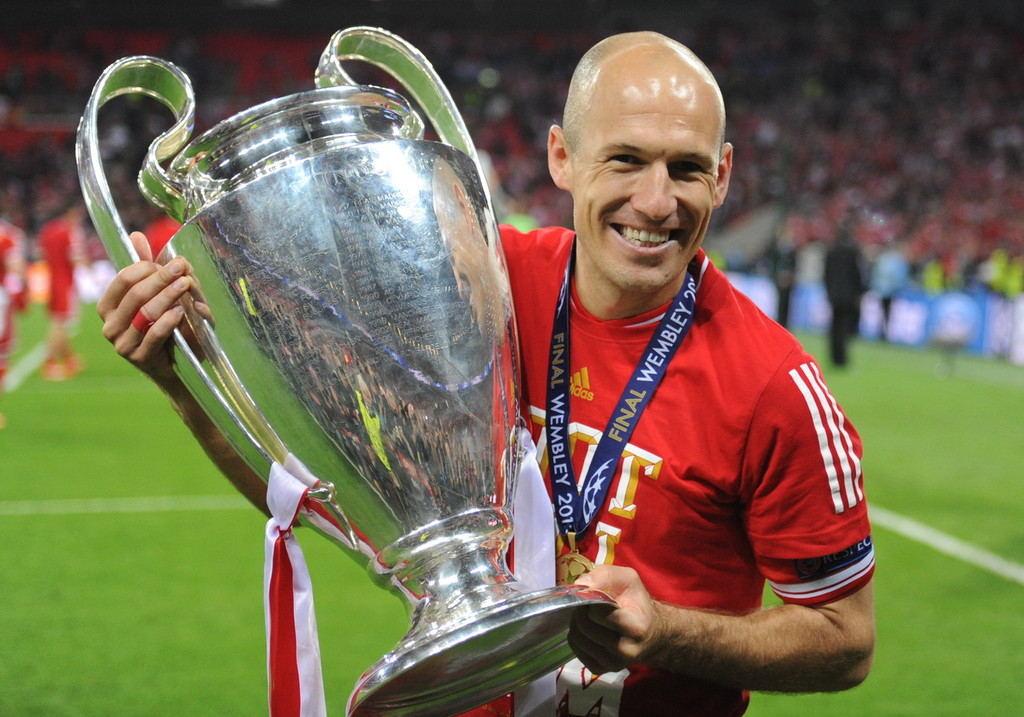 Dutch soccer star Robben announces retirement - Chinadaily.com.cn