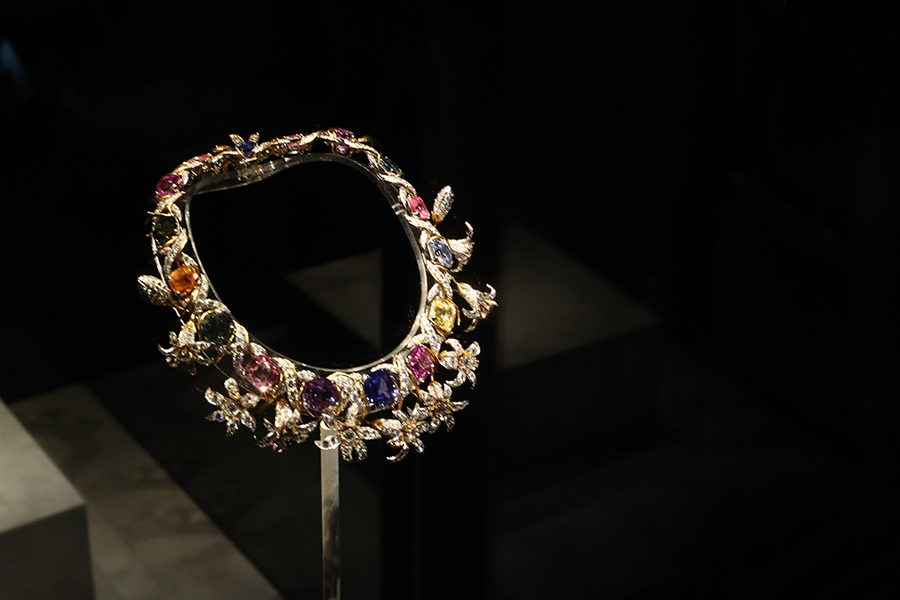 Jewelry show marks legendary French designer - Chinadaily com cn