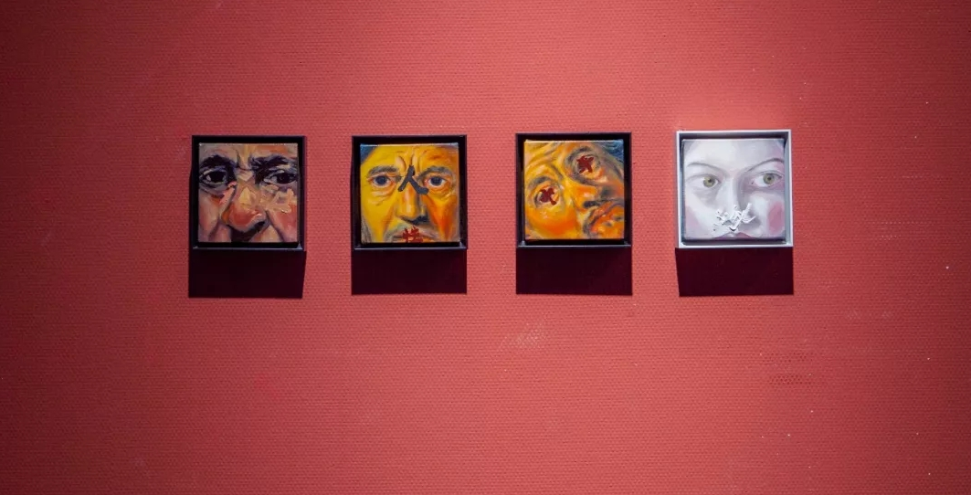 Art exhibition sheds light on blind people's perspective - Chinadaily.com.cn
