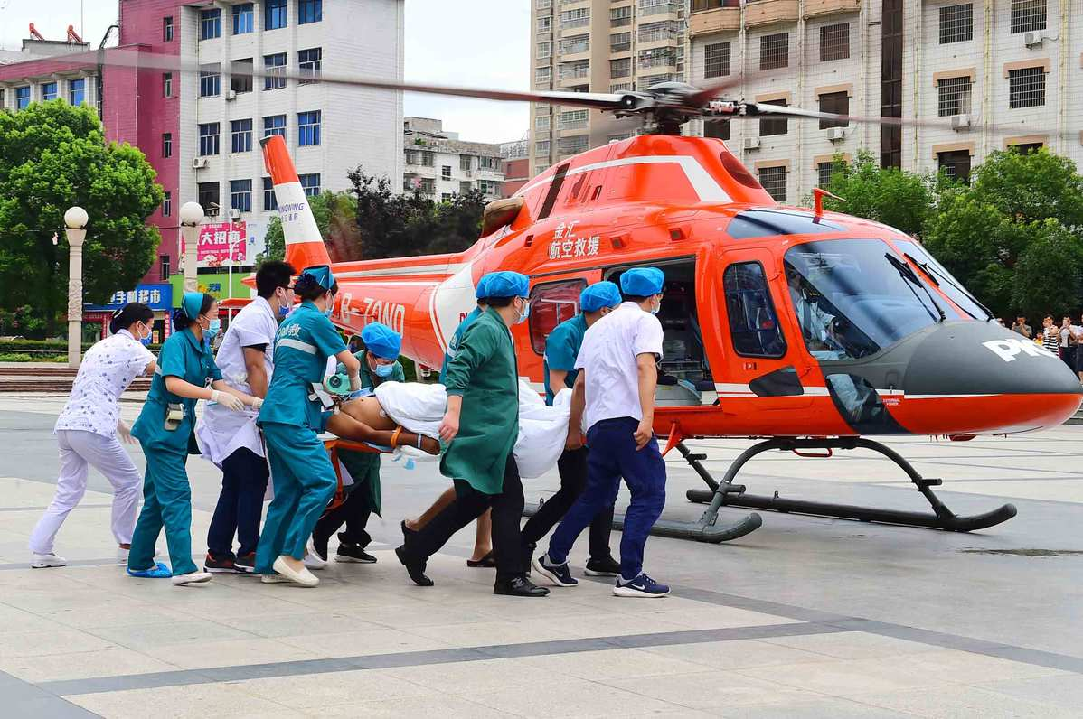 Experts applaud tighter requirements for medical flights