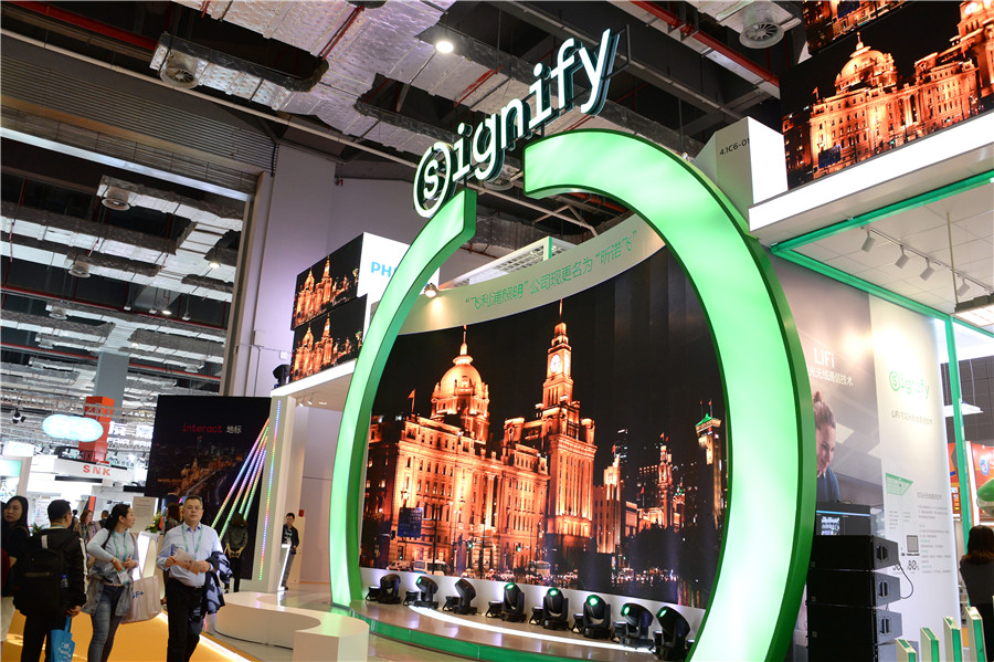 Signify Shows China In Its Best Light Chinadaily Cn