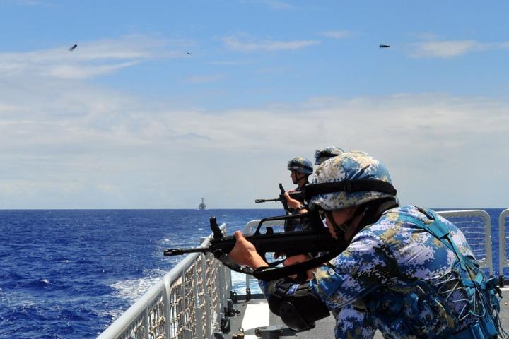 PLA pushes protection, peace agenda - Chinadaily.com.cn