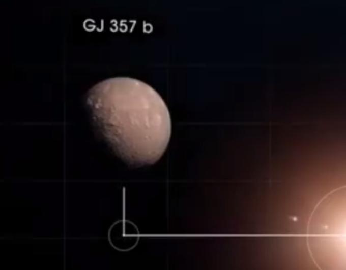 "NASA發現超級地球 網友:上面是不是已經住滿了""人"""