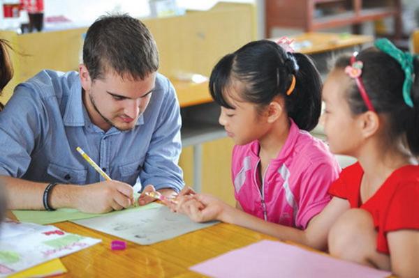Guru Asing Di China