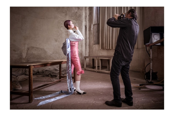 The 2020 Pirelli Calendar by Paolo Roversi entitled 'Looking for