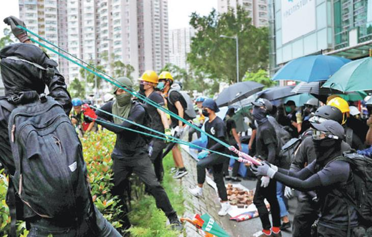 The hard core of soft terrorism in HK - Chinadaily.com.cn