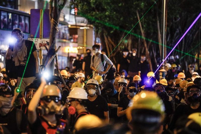 US politicians' Hong Kong statements condemned - Chinadaily.com.cn