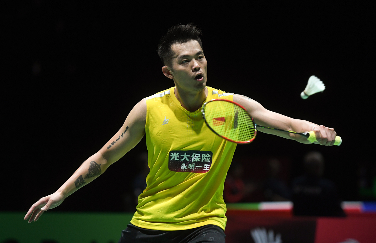 Lin Dan, Yamaguchi crash out, Momota storms into last 16 at badminton worlds