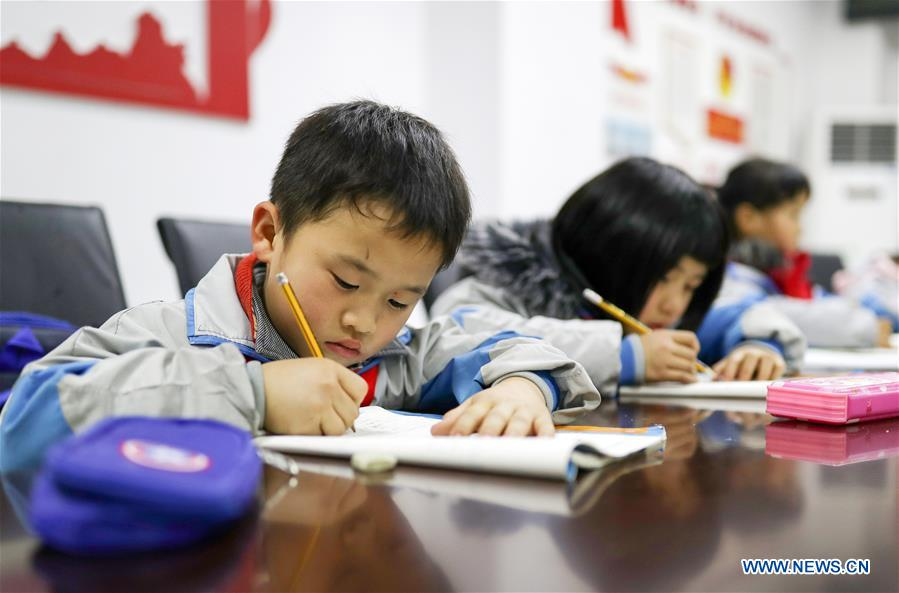 Over 60% students attend after-school tutoring - Chinadaily.com.cn