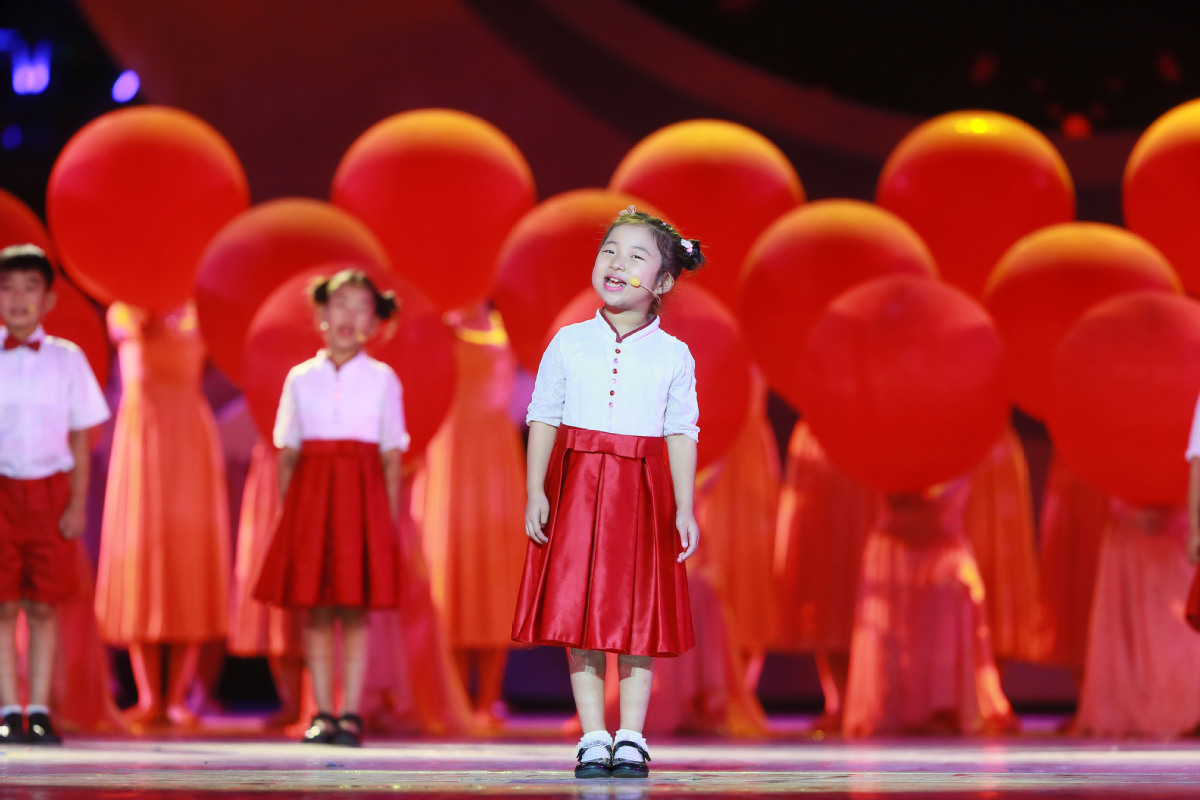 Children with hearing impairment kick off national games in Tianjin - Chinadaily.com.cn