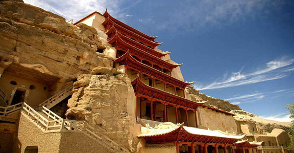 Dunhuang Academy cooperates with Forbidden City in heritage conservation - Chinadaily.com.cn