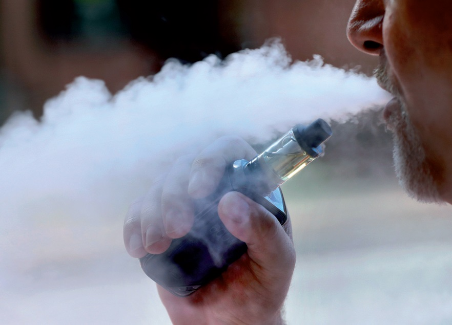 Michigan first state to ban flavored e-cigs - World
