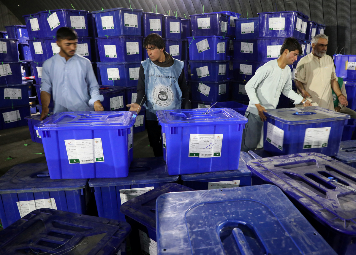 Doubt casts on Afghan election as insecurity intensifies