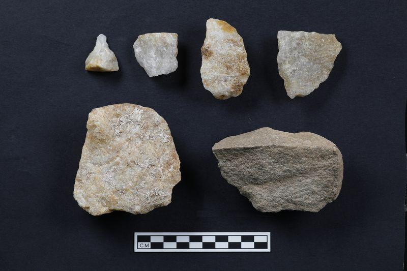 Paleolithic relics found in NW China - Chinadaily.com.cn