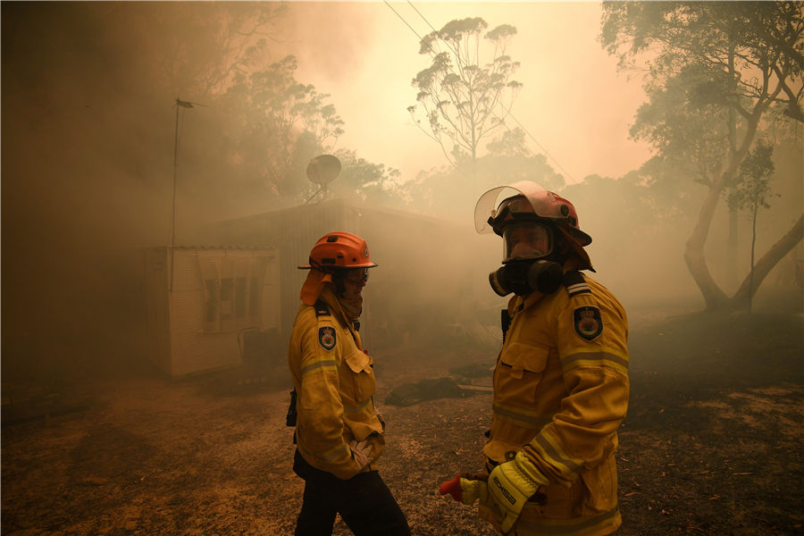 More than Aus$25 mn raised as Australia reels from bushfire fury