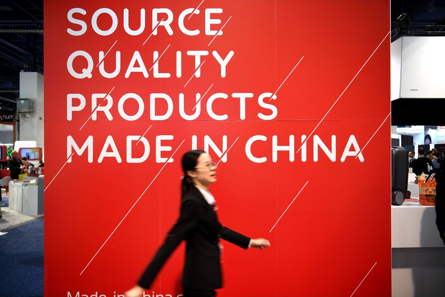 Chinese companies shine at CES 2020 with leading-edge products - Chinadaily.com.cn