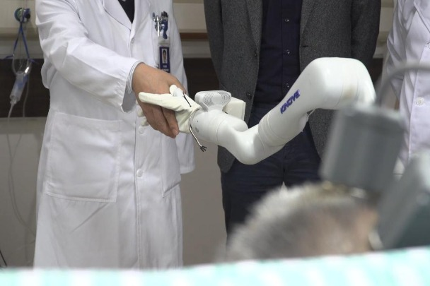 Brain-computer interface tech sees major progress in Hangzhou - Chinadaily.com.cn