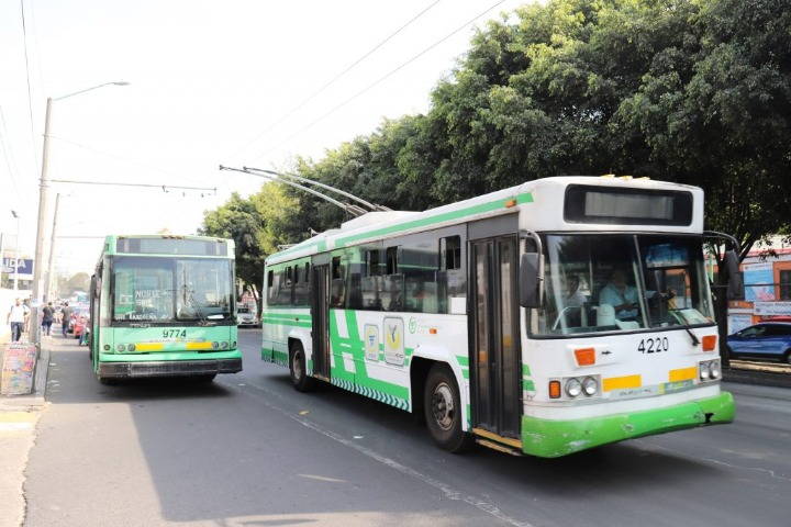 Chinese-made trolleybuses advance Mexico City's e-mobility - World - Chinadaily.com.cn