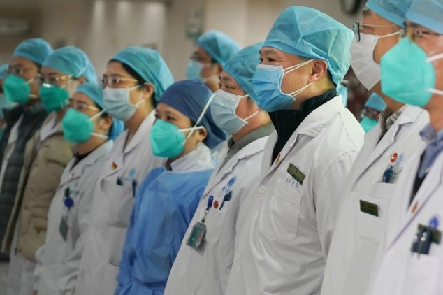 959 medics from outside Hubei to go to Wuhan - Chinadaily.com.cn