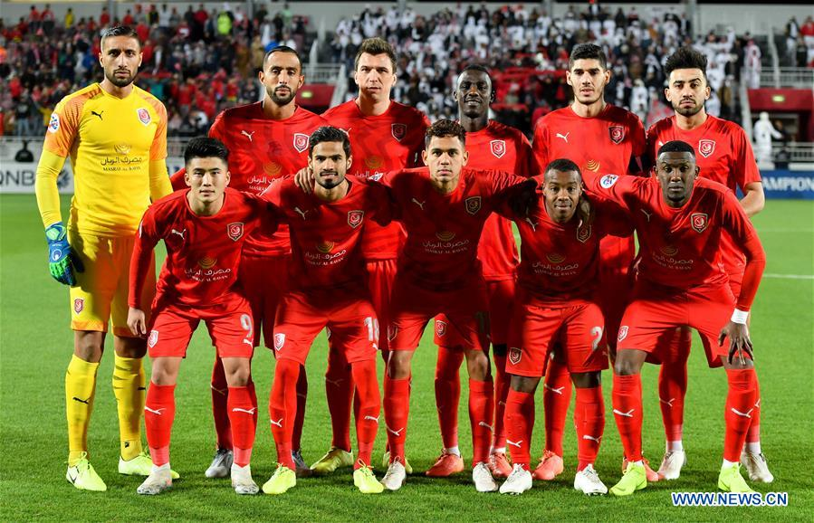 Afc Champions League Group C Football Match Duhail Sc Vs Persepolis Fc Chinadaily Com Cn