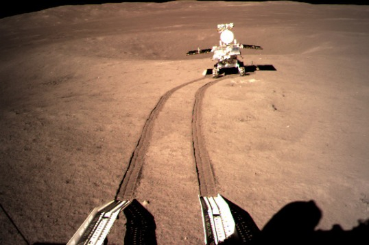China's lunar rover unveils underground secrets on far side of moon - Chinadaily.com.cn