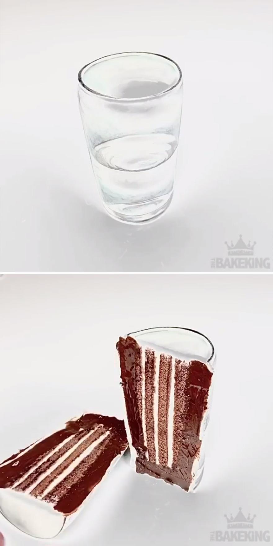 这些居然是蛋糕?我不信!